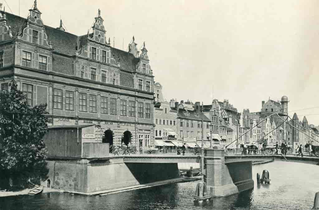 Zielona Brama, Zielony Most, Motława, Rejsy Turystyczne, Rejs Galarem Po Gdańsku