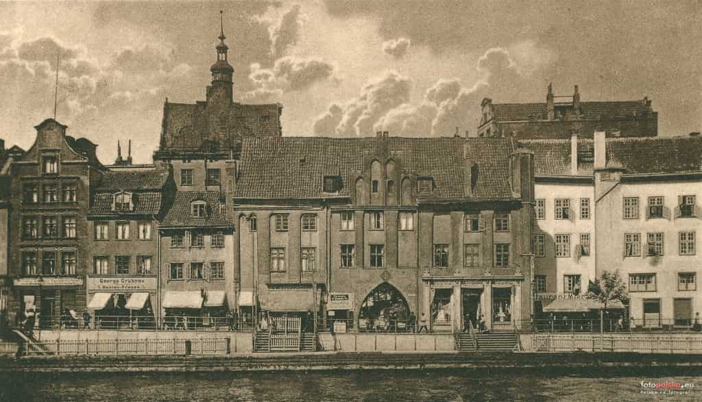 Brama_Chlebnicka, Długie_Pobrzeże, Stary_Gdańsk, Rejs_GalaremPo_Gdańsku