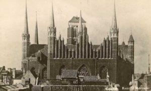 Bazylika Mariacka, Kościół Mariacki