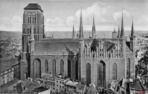 Kościół Mariacki, Bazylika Mariacka, Miasto Gdańsk